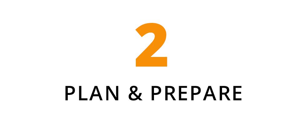 MY RANGGO Plan & Prepare